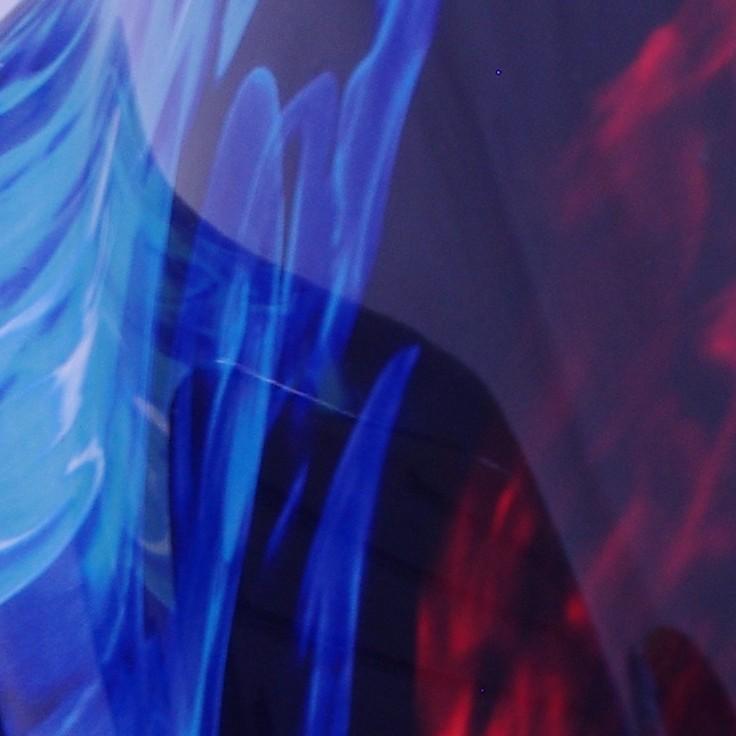 Flammes bleues - Ce produit n'est plus en stock
